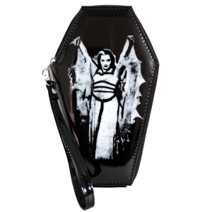 Lily Munster Coffin Wallet