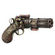 bronze-steampunk-6-barrel-pistol-sculpture-4