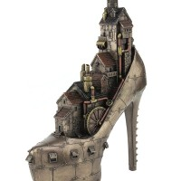 Steampunk Stiletto Hill, Ironopolis