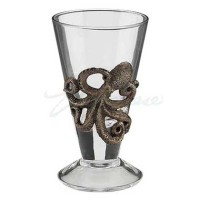 WU76998A1 Octopus Shot Glass