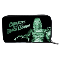 Creature from Black Lagoon wallet