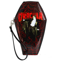 Dracula Web Coffin Wallet