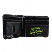 Universal-Monsters-Creature-From-the-Black-Lagoon-Men's-Bi-Fold-Wallet